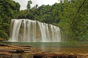 Tinuy-an Falls, Bislig City, Surigao del Sur, Philippines